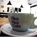 Fika Fika-卡布奇諾杯.JPG
