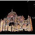 神戶燈祭Luminarie-圓型廣場.JPG