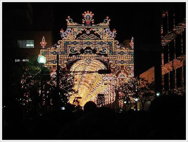 神戶燈祭-入口.JPG