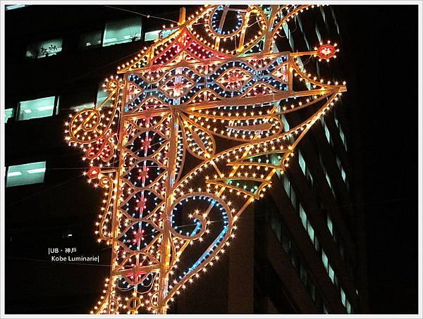 神戶燈祭-小燈泡.JPG
