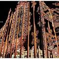 神戶燈祭-小燈泡牆.JPG