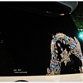 神戶燈祭-車窗上的燈.JPG