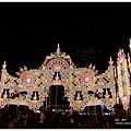 神戶燈祭-圓型廣場內.JPG
