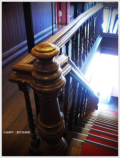 星巴克-2F樓梯.JPG