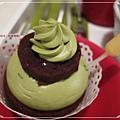 好樣棒棒-紅豆抹茶杯子蛋糕.JPG