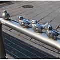 大阪城-小鳥欄杆.JPG