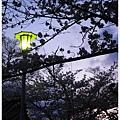 大阪城-路燈.JPG