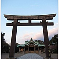 大阪城-豐國神社.JPG