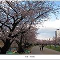 大阪城-城外.JPG
