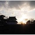 大阪城-背光之城.JPG