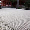 平安神宮-枯山水庭院.JPG