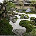 永觀堂-枯山水庭院.JPG