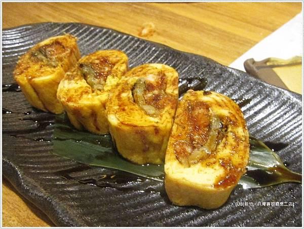 八庵-鰻魚煎蛋捲.JPG