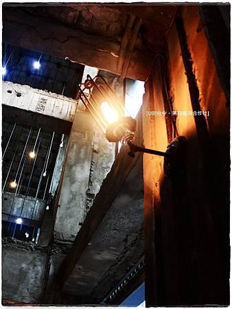 第四信用合作社-廊燈.JPG