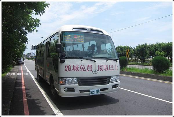 蘭陽博物館-接駁公車.JPG