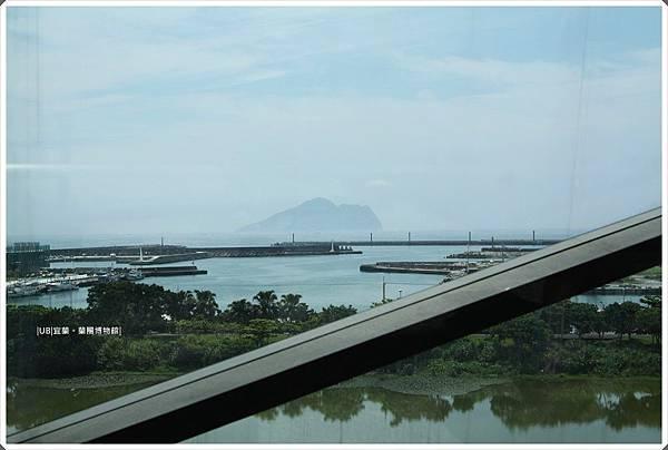 蘭陽博物館-窗外.JPG