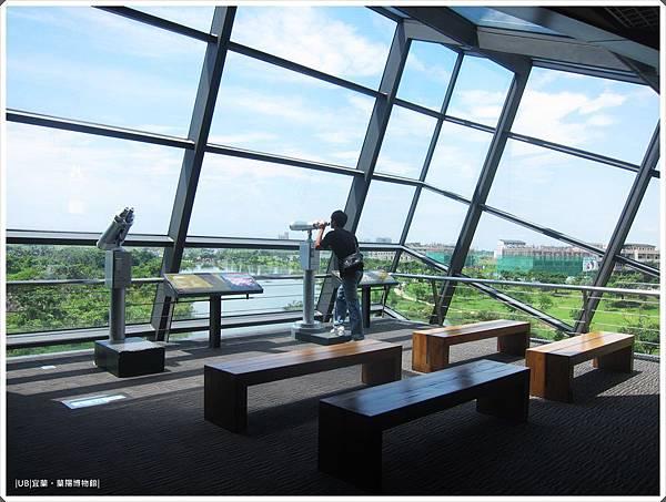 蘭陽博物館-館內眺望處.JPG