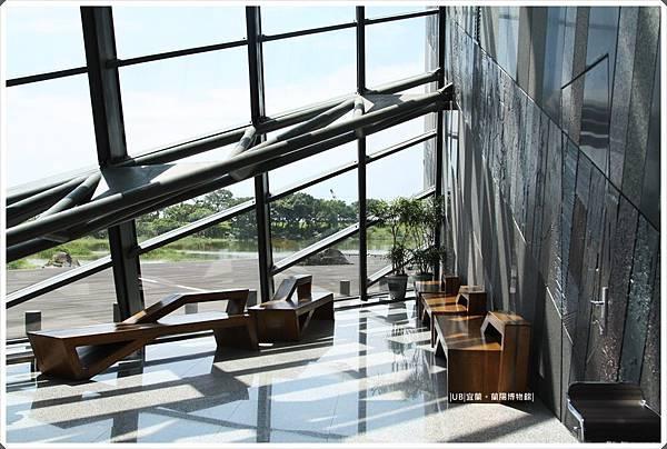 蘭陽博物館-館內透窗角落.JPG