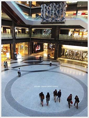 GRAND FRONT OSAKA-商店大樓內.JPG