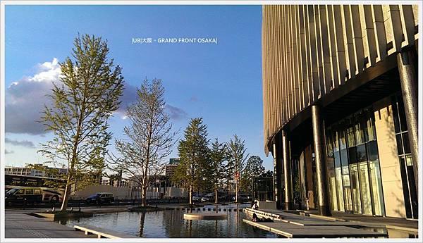 GRAND FRONT OSAKA-梅北廣場-1.jpg