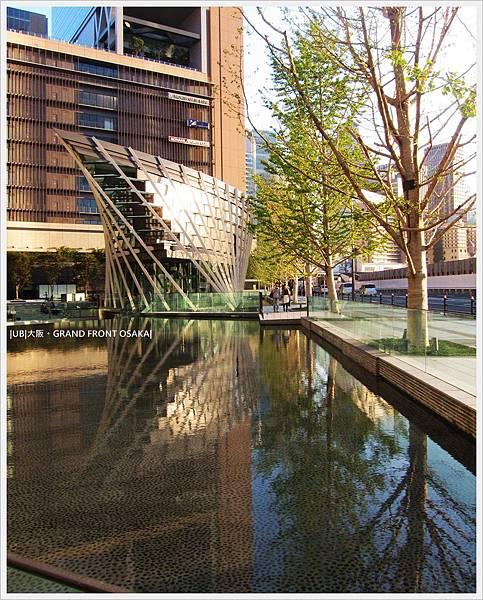 GRAND FRONT OSAKA-梅北廣場-4.JPG