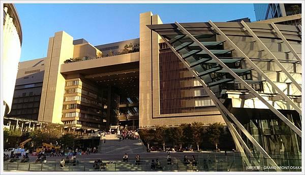 GRAND FRONT OSAKA-梅北廣場-12.JPG
