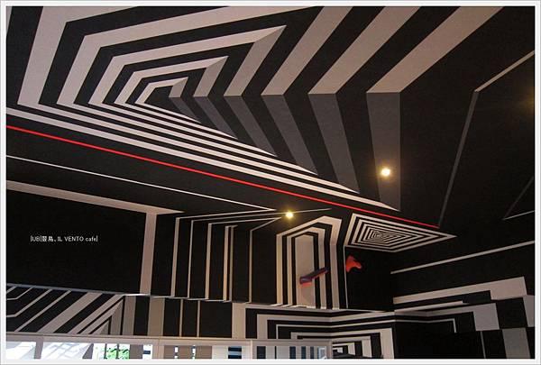 豐島2-cafe IL VENTO 1F-天花板.JPG