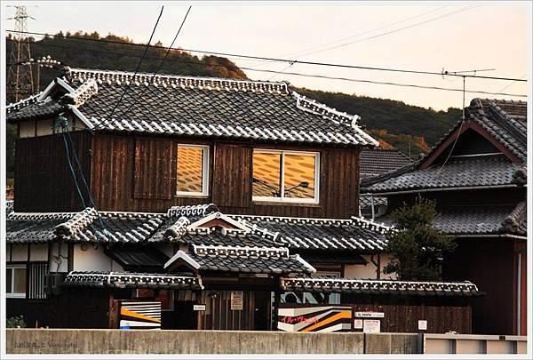 豐島2-cafe IL VENTO-夕陽外觀.JPG