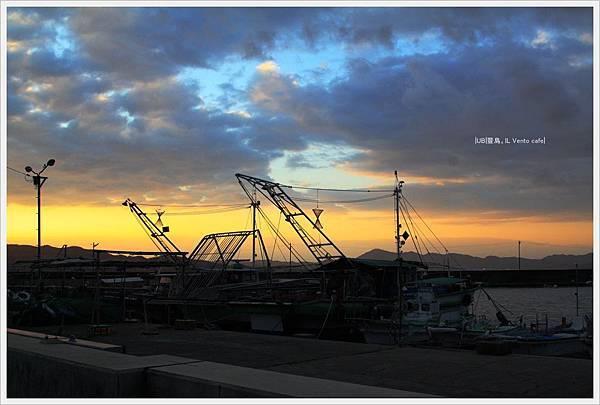 豐島2-港口夕陽.JPG