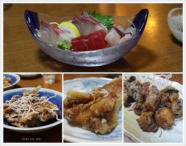 直島-宮浦港-晚餐-1.jpg