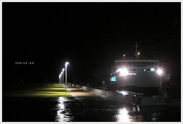 直島-宮浦港-黑夜.JPG
