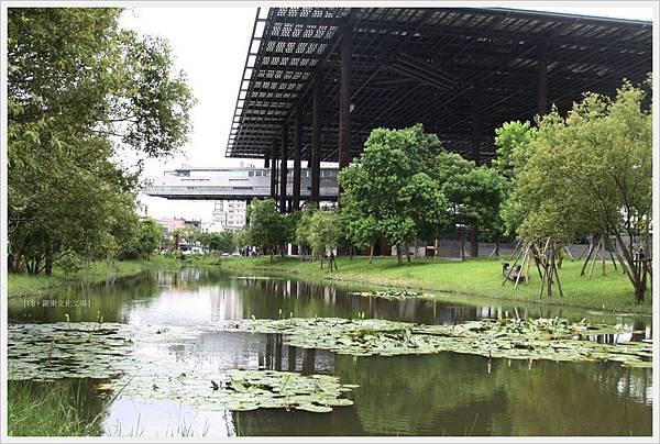 羅東文化工場-水池-1.JPG