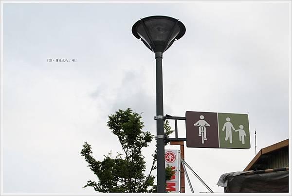 羅東文化工場-路燈.JPG