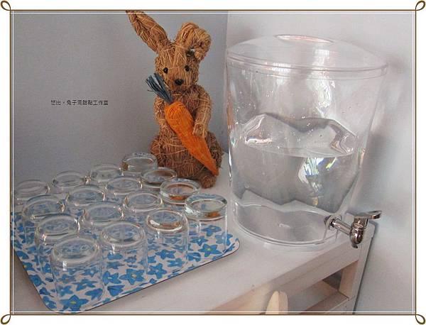 兔子洞-自助倒水.JPG