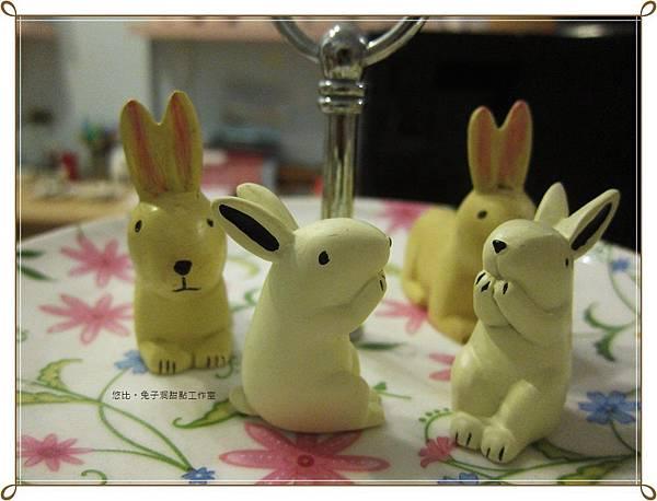 兔子洞-兔子擺飾.JPG