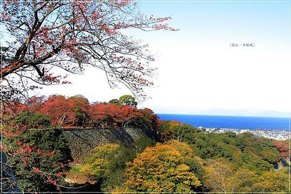 彥根城-西之丸三重櫓琵琶湖前.JPG
