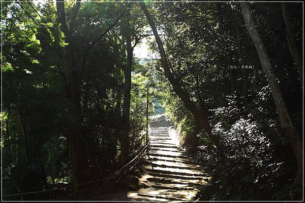 彥根城-往玄宮園小徑.JPG
