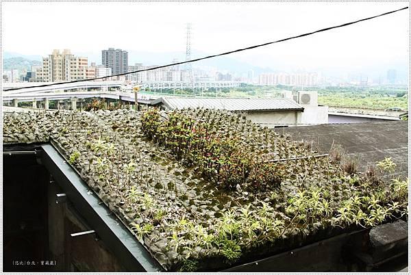 寶藏巖-綠屋頂.JPG
