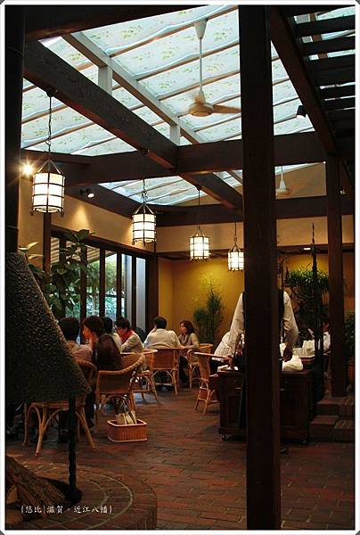 近江八幡-CLUB HARIE-cafe店內-1.JPG