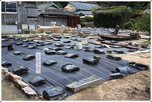 犬島-石職人的家跡前.JPG
