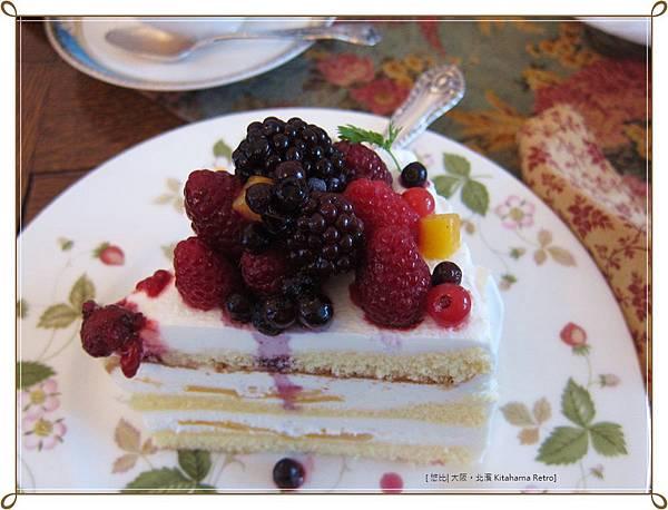 北濱Kitahama Retro-小山莓子蛋糕-1.JPG