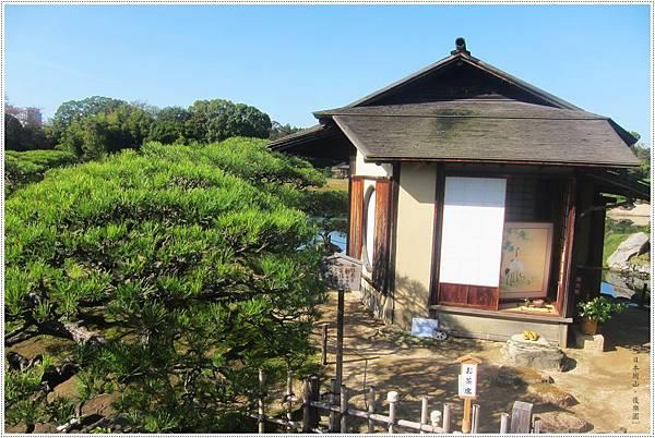 後樂園-中之島上茶屋.jpg