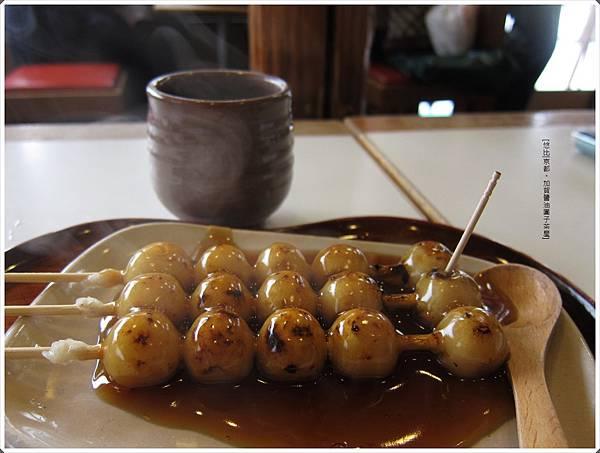 加賀醬油團子茶屋-醬油團子-1.JPG