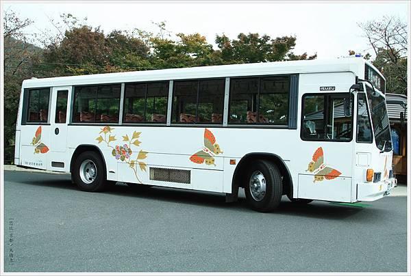 天橋立-傘松公園-巴士.JPG