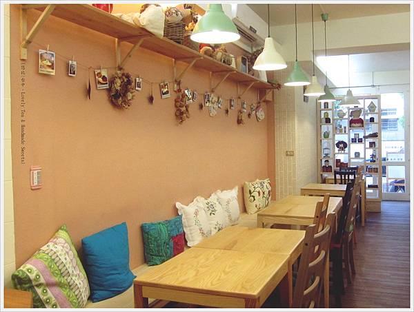 Lovely Tea -店內一角-5.JPG