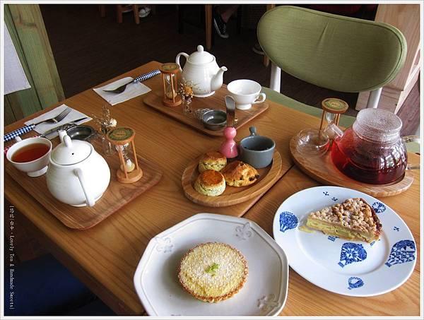 Lovely Tea -所有餐點.JPG