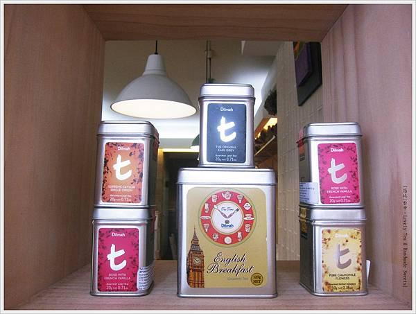 Lovely Tea -茶罐陳列-2.JPG