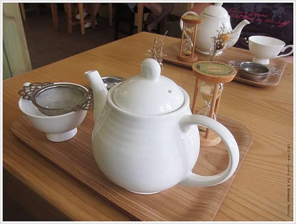 Lovely Tea -熱茶.JPG