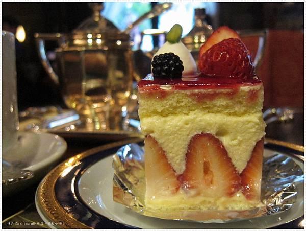 西村咖啡-草莓蛋糕-1.JPG