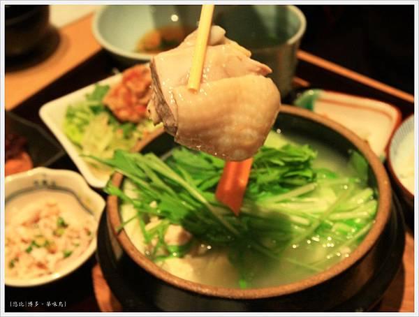 博多-華味鳥-水炊雞鍋-3.JPG
